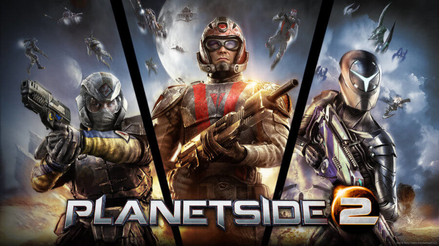 Test Planetside 2 System Requirements