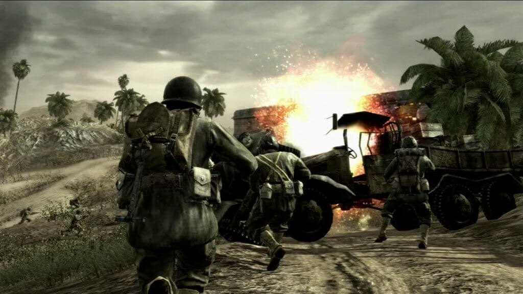 Check Call of Duty World at War System Requirements