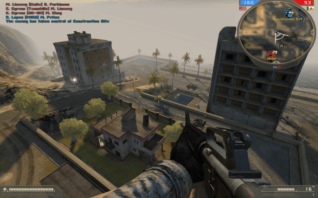 Examine Battlefield 2 System Requirements