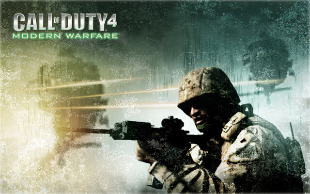 Check Call of Duty 4 Modern Warfare System Requirements