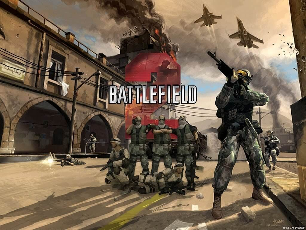 Examine Battlefield 2 System Requirements – Can I Run Battlefield 2