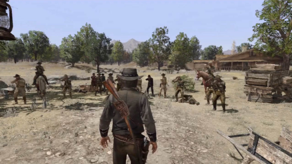 Check Red Dead Redemption System Requirements