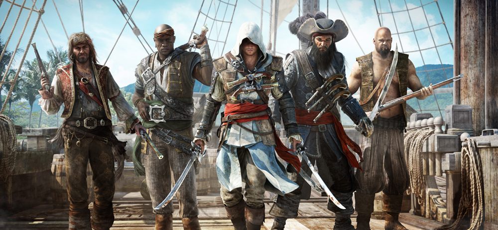 Assassin's Creed Black Flag System Requirements