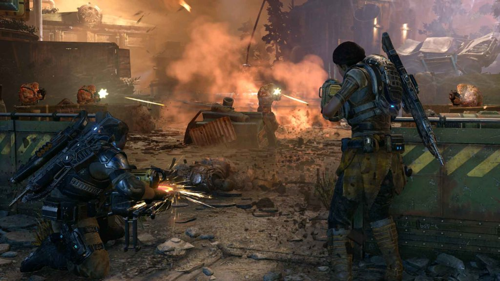 Check Gear Of War 4 System Requirements